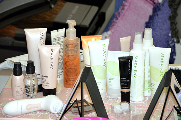 mary kay botanical effects отзывы