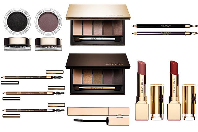 Clarins Pretty Day & Night Collection Fall 2015