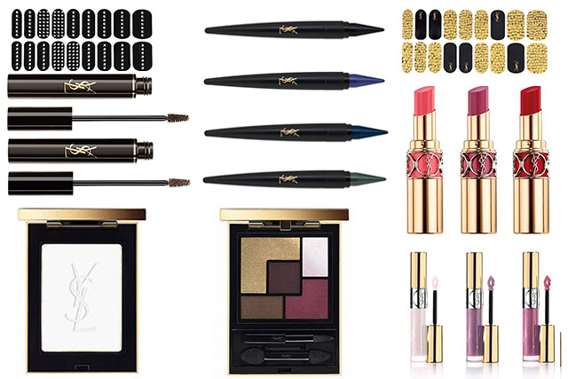 YSL Rock, Edgy and Young Collection Fall 2015