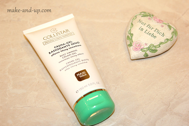 Collistar Bust Firming Cream-Gel отзывы