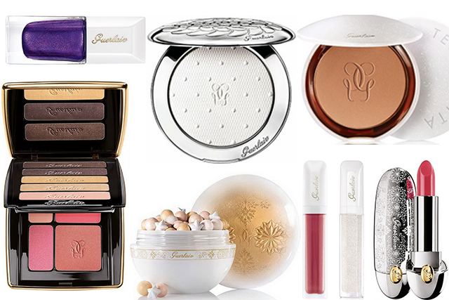 Guerlain Neiges et Merveilles Collection Christmas Holiday 2015-2016