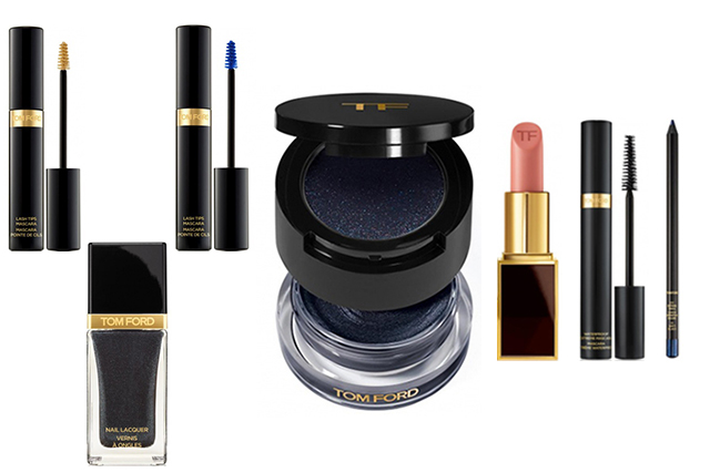 Tom Ford Noir Makeup Collection Christmas Holiday 2015 — 2016