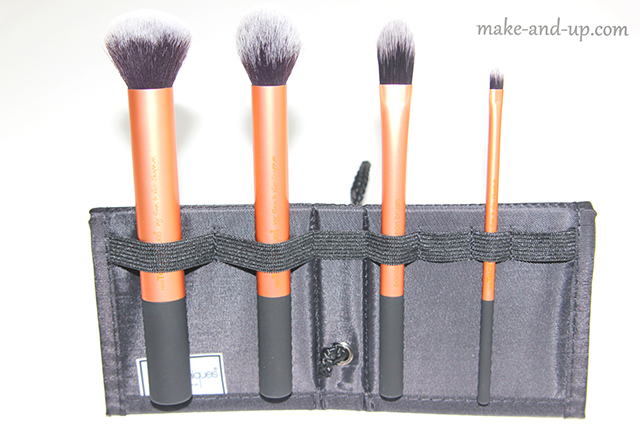Real Techniques Core Collection Kit обзор