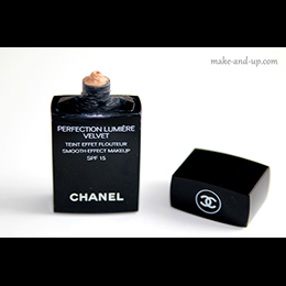Chanel Perfection Lumiere Velvet Foundation обзор