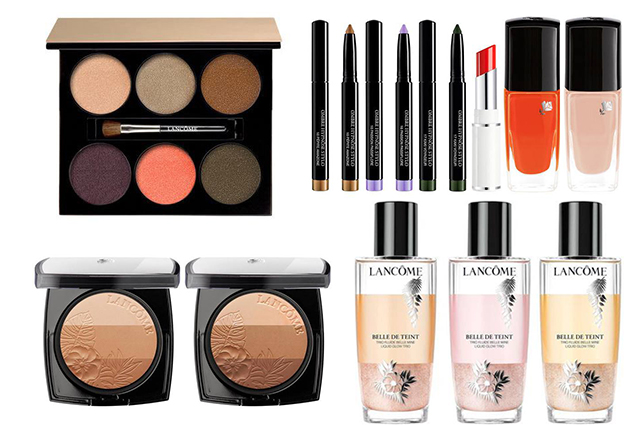 Lancome Summer Bliss Makeup Collection Summer 2016