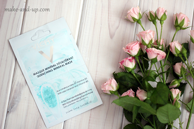Vichy Quenching Mineral Mask отзыв