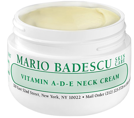 Mario Badescu Vitamin A D E Neck Cream отзывы