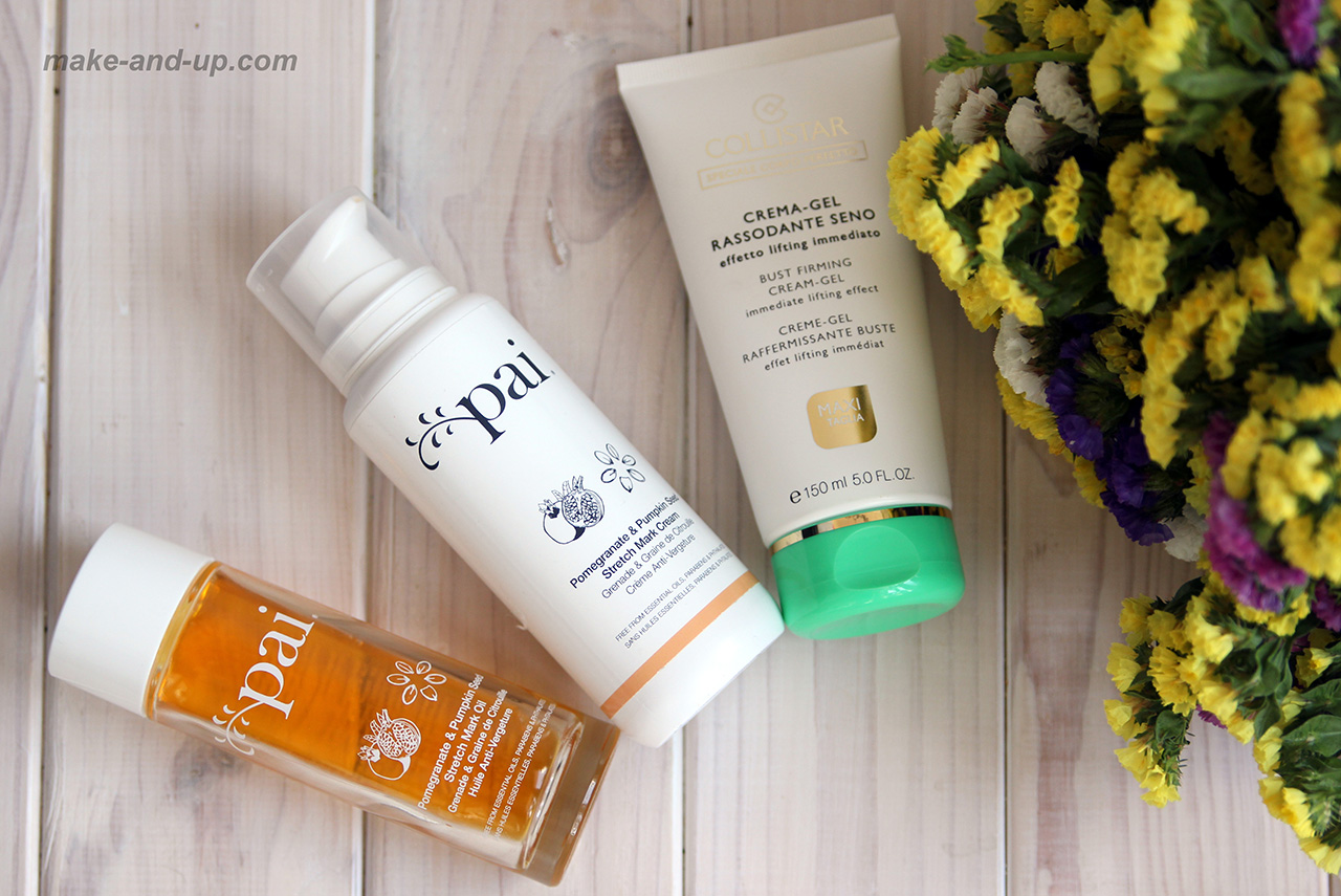 Pai Pomegranate & Pumpkin Seed Stretch Mark System отзывы