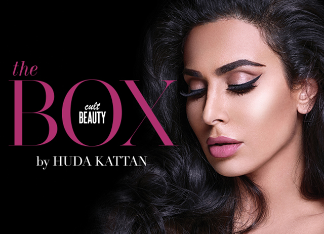 The Cult Beauty Box By Huda Kattan обзор