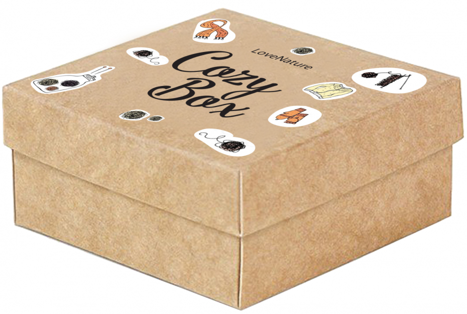 LoveNature Cozy Box купить