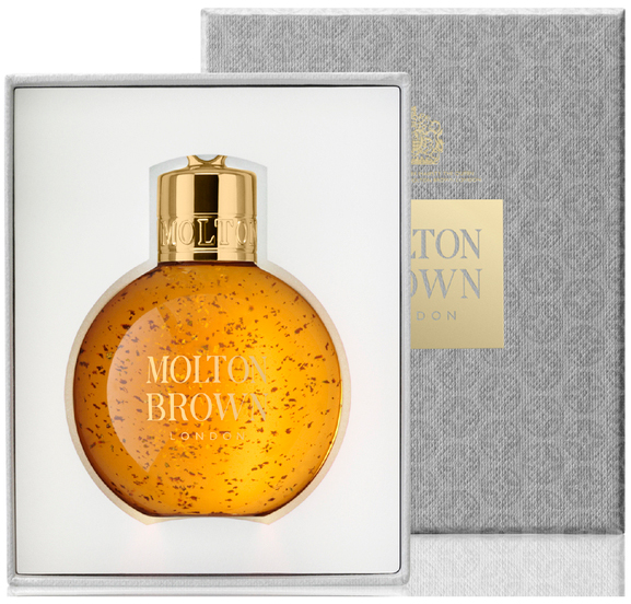 Molton Brown Mesmerising Oudh Accord & Gold Festive Bauble купить