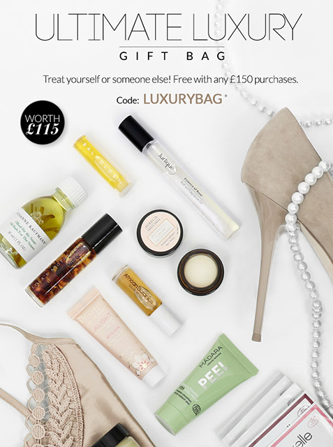 Naturisimo Ultimate Luxury Gift Bag November 2016 купить