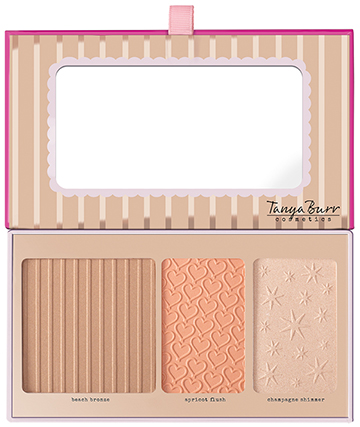 Tanya Burr Peachy Glow Cheek Palette купить