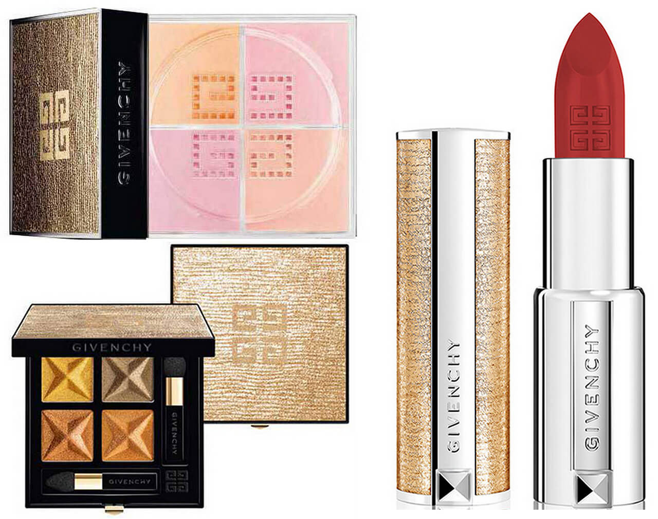 Givenchy Audace de l'Or Holiday 2016 Collection