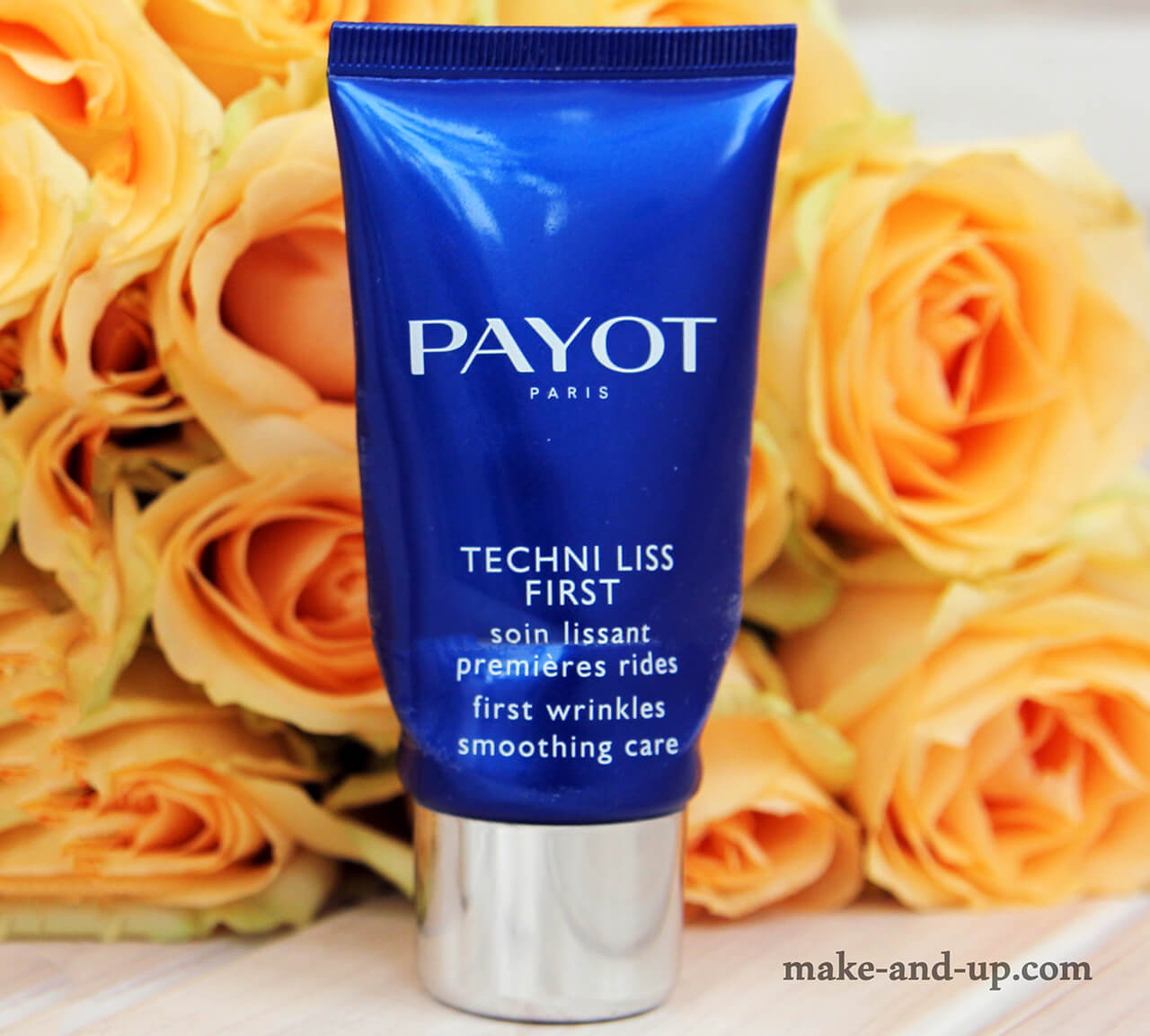 Payot Techni Liss First Wrinkles Cream отзыв