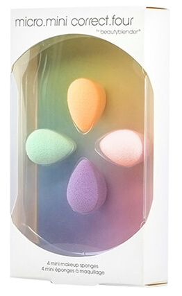 beautyblender Correct.Four Micro Mini Blenders купить