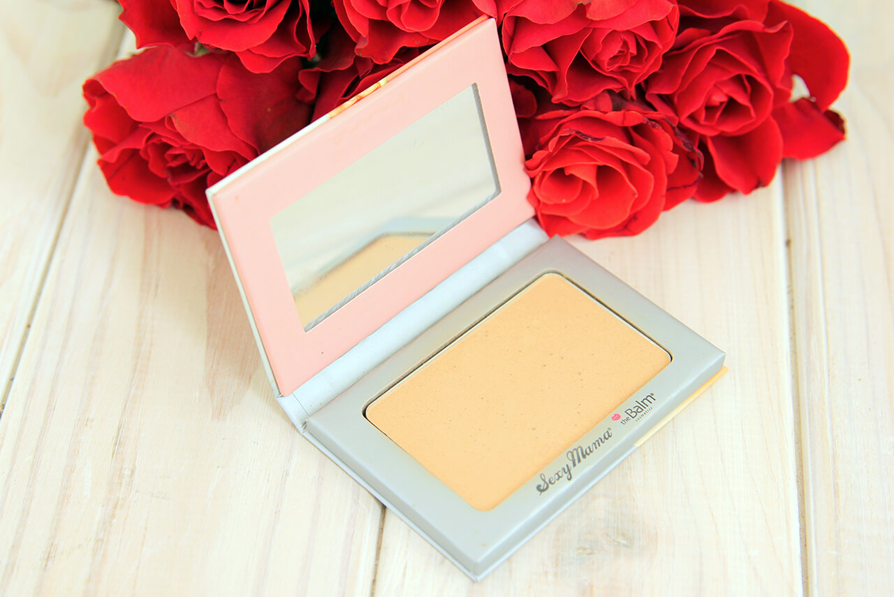 пудра для лица theBalm Sexy Mama Anti-Shine Translucent Powder отзывы