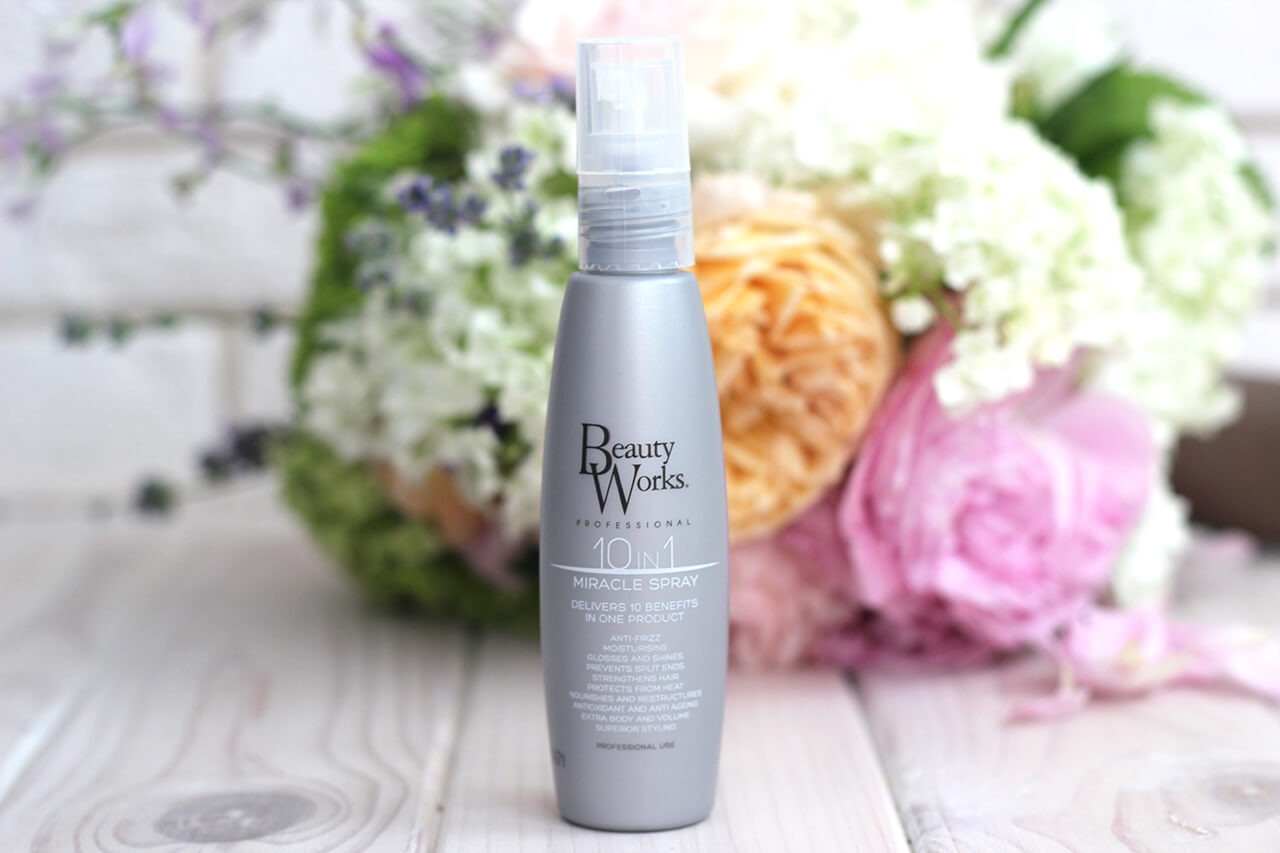 спрей для волос Beauty Works 10-in-1 Miracle Spray отзывы