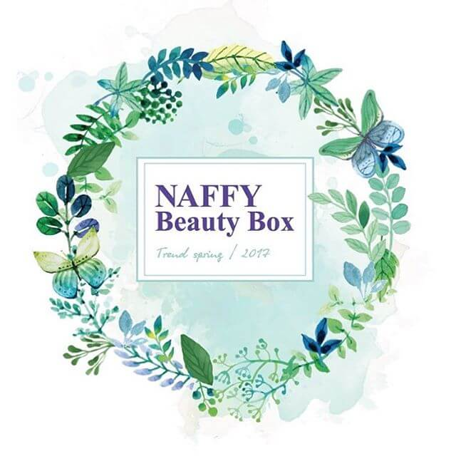 NaffyBeautyBox Trend Spring 2017