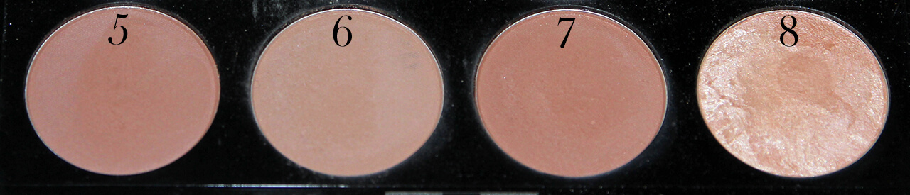 makeup revolution ultra contour palette отзывы