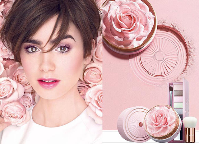 коллекция макияжа Lancome Absolutely Rôse Spring 2017 Makeup Collection