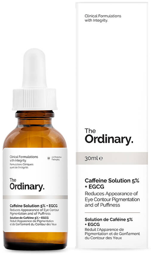 Косметика The Ordinary сыворотка для глаз