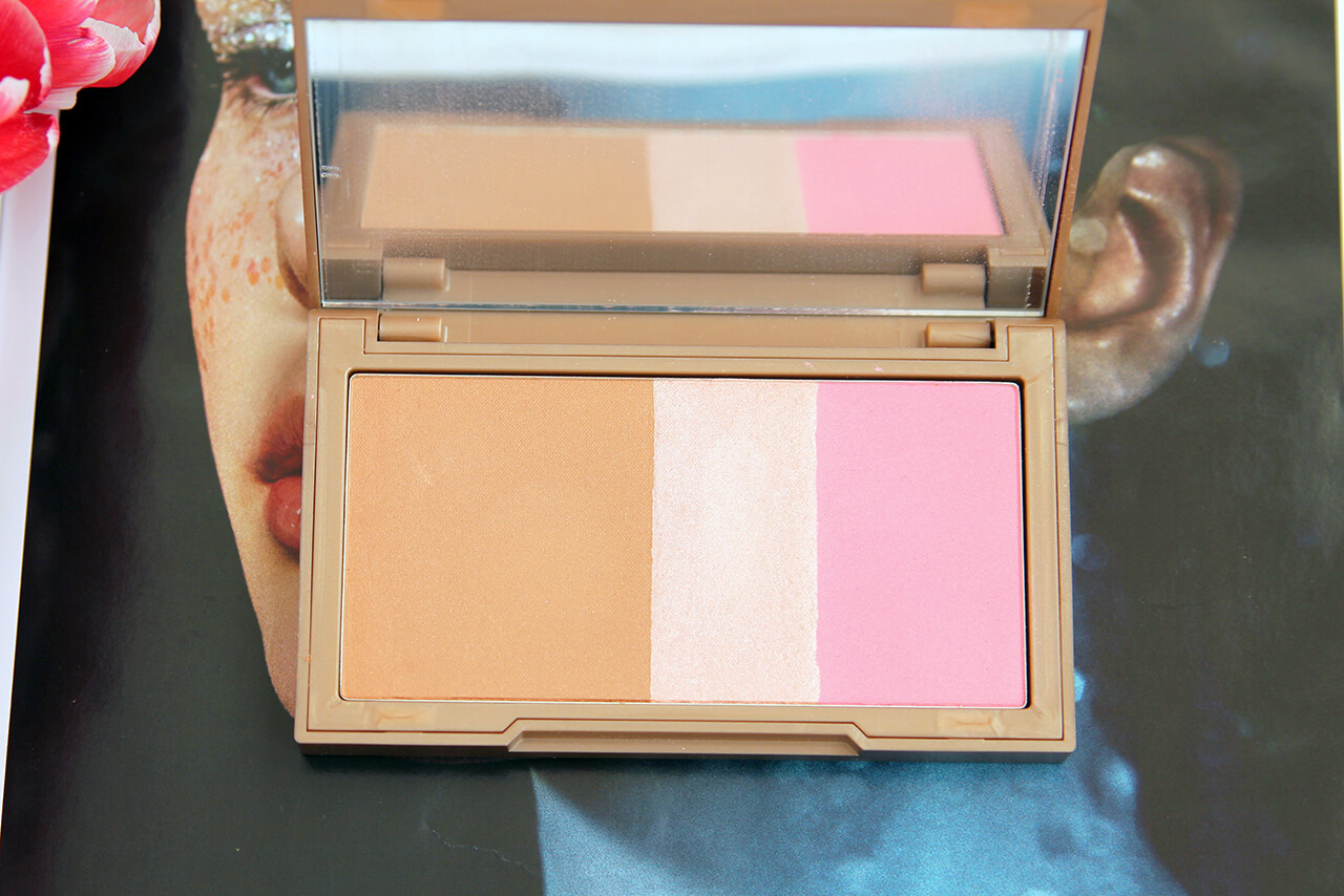 Urban Decay Naked Flushed Palette отзывы
