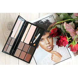палетка для бровей Makeup Revolution Ultra Brow Professional Makeup