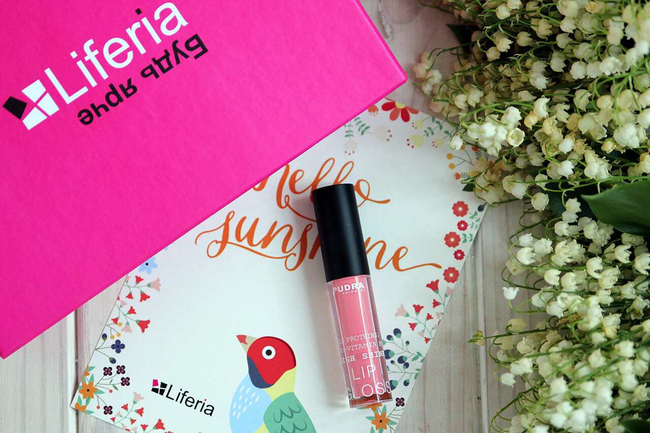 Блеск для губ Pudra Cosmetics High Shine Lip Gloss