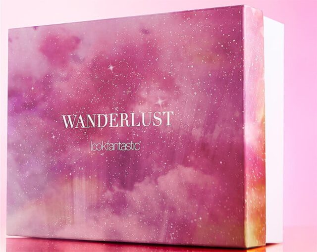 Lookfantastic Beauty Box июнь 2017 Wanderlust