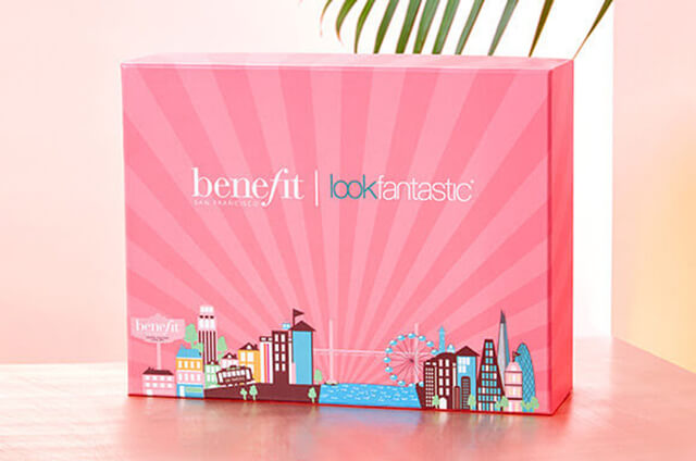 Lookfantastic Beauty Box май 2017