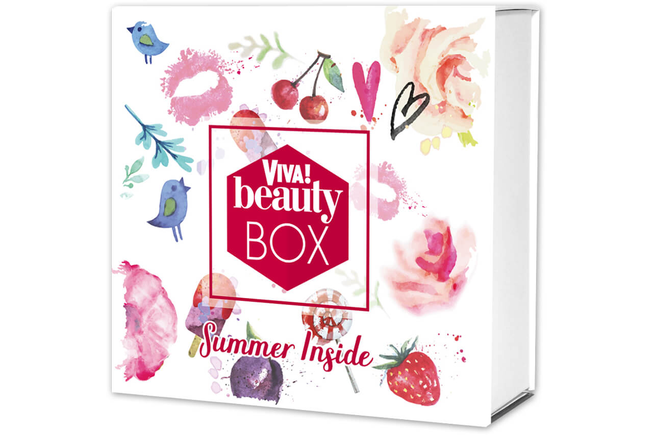 Viva! Beauty Box Summer Inside 2017