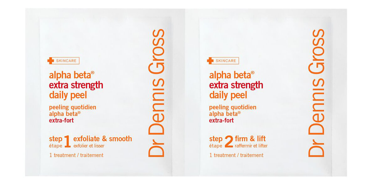 Кислотный пилинг для лица Dr.Dennis Gross Alpha Beta Peel Extra Strength Formula