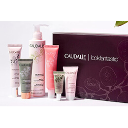 Lookfantastic x Caudalie Limited Edition Beauty Box наполнение