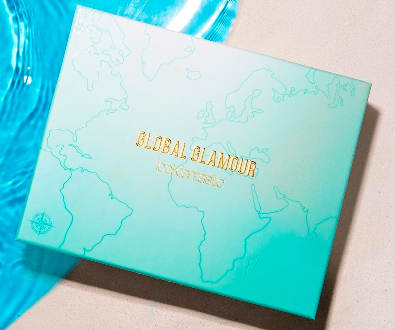 Lookfantastic Beauty Box August 2017 наполнение