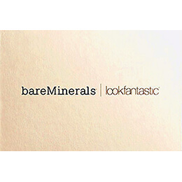 Lookfantastic bareMinerals Beauty Box наполнение