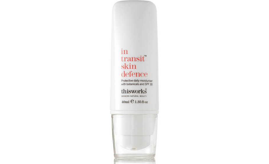Дневной крем для лица This Works In Transit Skin Defence SPF 30