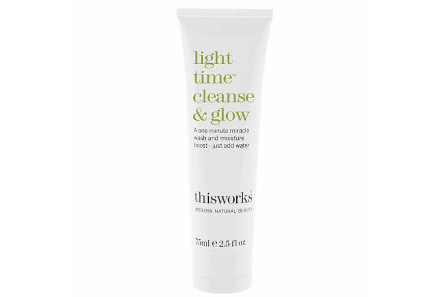 Средство для умывания This Works Light Time Cleanse And Glow Cleanser