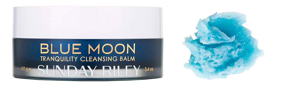 Sunday Riley Blue Moon Tranquility Cleansing Balm купить