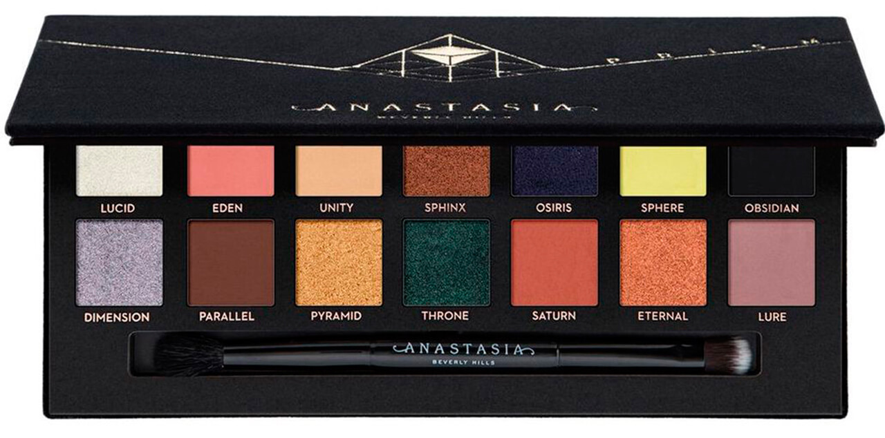 тени Anastasia Beverly Hills Prism Eye Shadow Palette купить