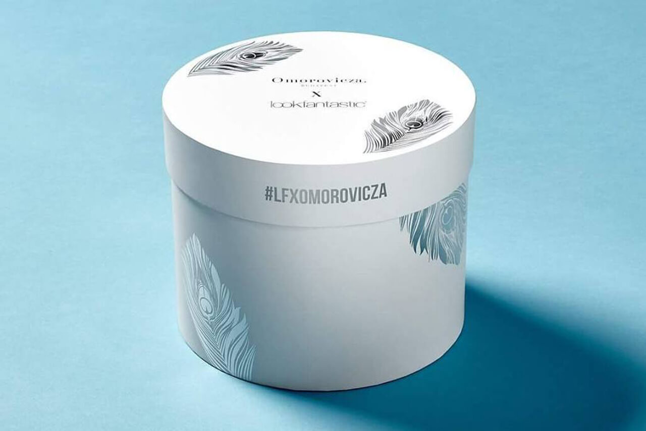 Lookfantastic X Omorovicza Limited Edition Beauty Box предзаказ