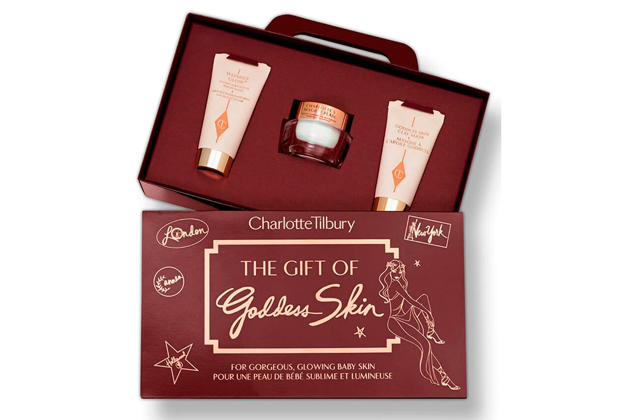Набор Charlotte Tilbury The Gift of Goddess Skin