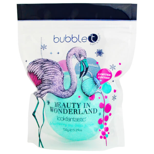 Бомбочка для ванной Bubble T Limited Edition Beauty In Wonderland Bath Bomb