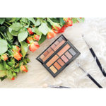 Палетка теней Smashbox Cover Shot Metallic Eye Palette — обзор и свотчи