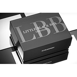 Lookfantastic Little Black Box наполнение