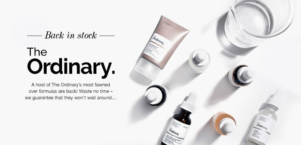 The Ordinary на Cult Beauty