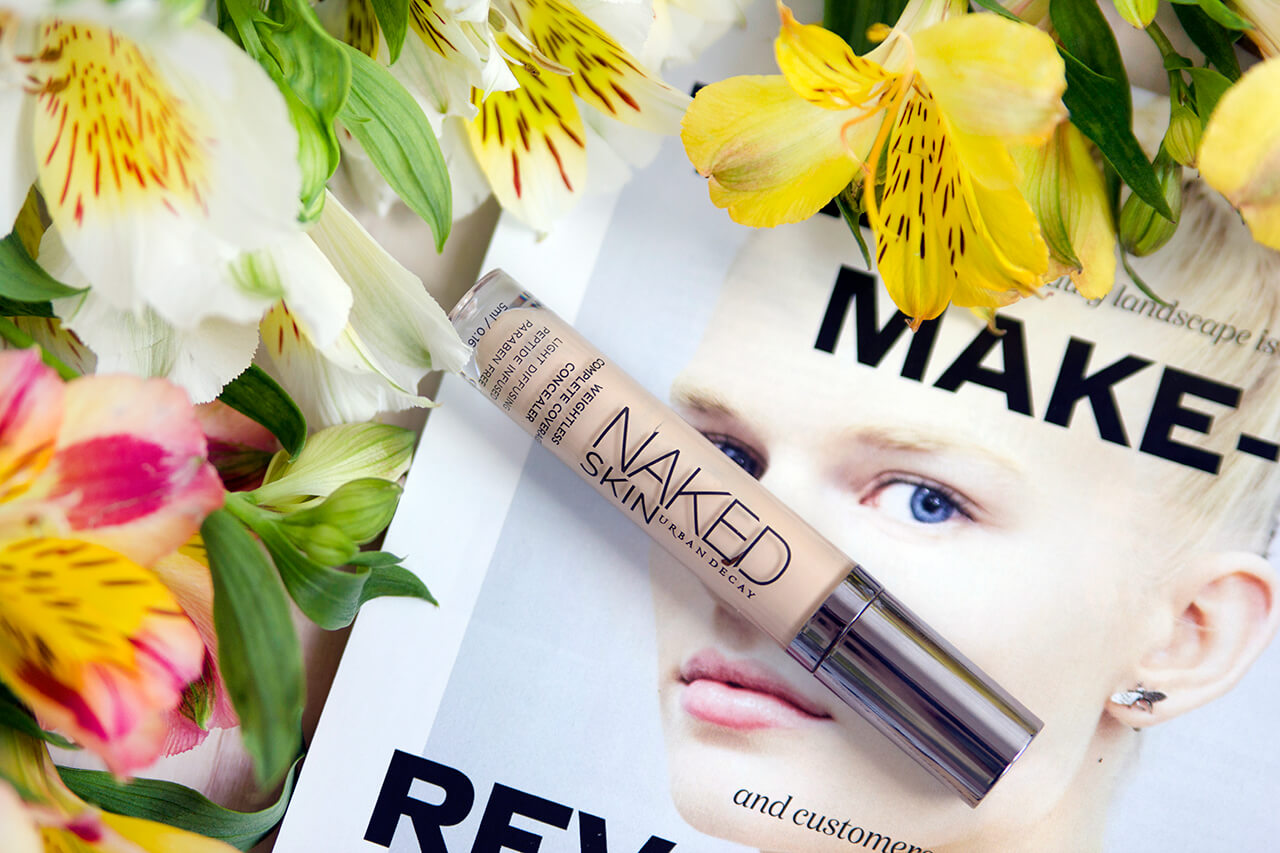 Urban Decay Naked Skin Weightless Complete Coverage Concealer отзывы
