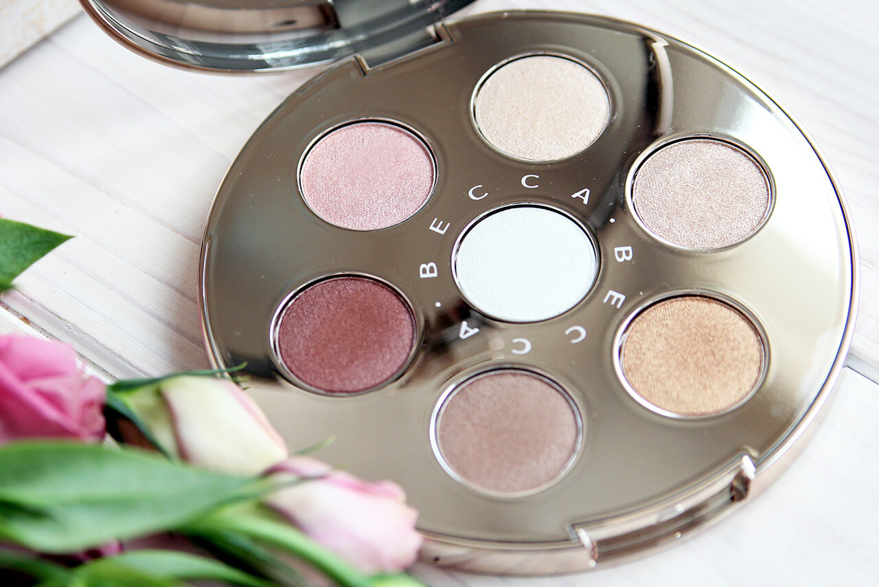 Becca Après Ski Glow Collection Eye Lights Palette отзывы