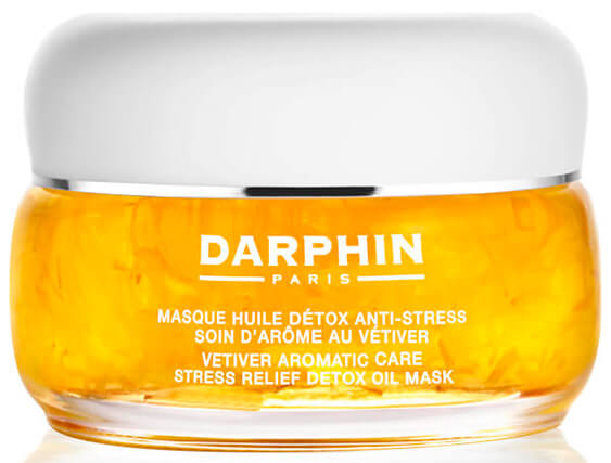 Маска для лица Darphin Vetiver Aromatic Care Stress Relief Detox Oil Mask