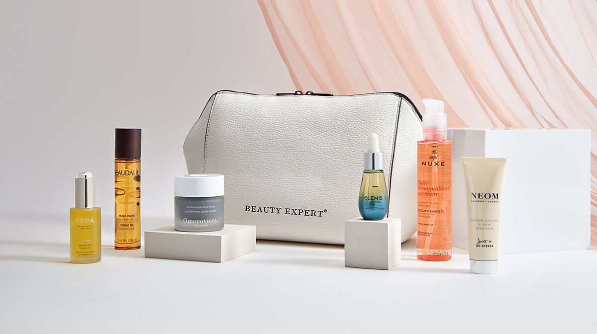 Beauty Expert The Spa Edit Collection наполнение